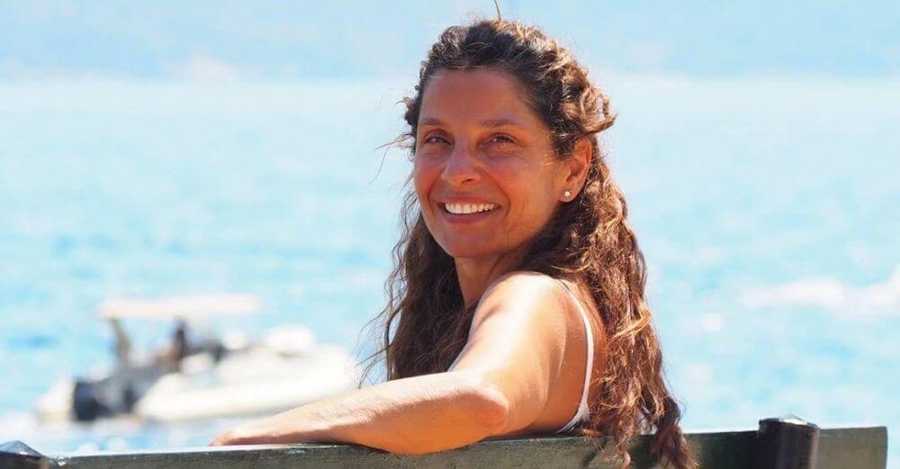 Πόπη Τσαπανίδου: το μήνυμα της για τις δύσκολες ώρες που περνά η Ελλάδα