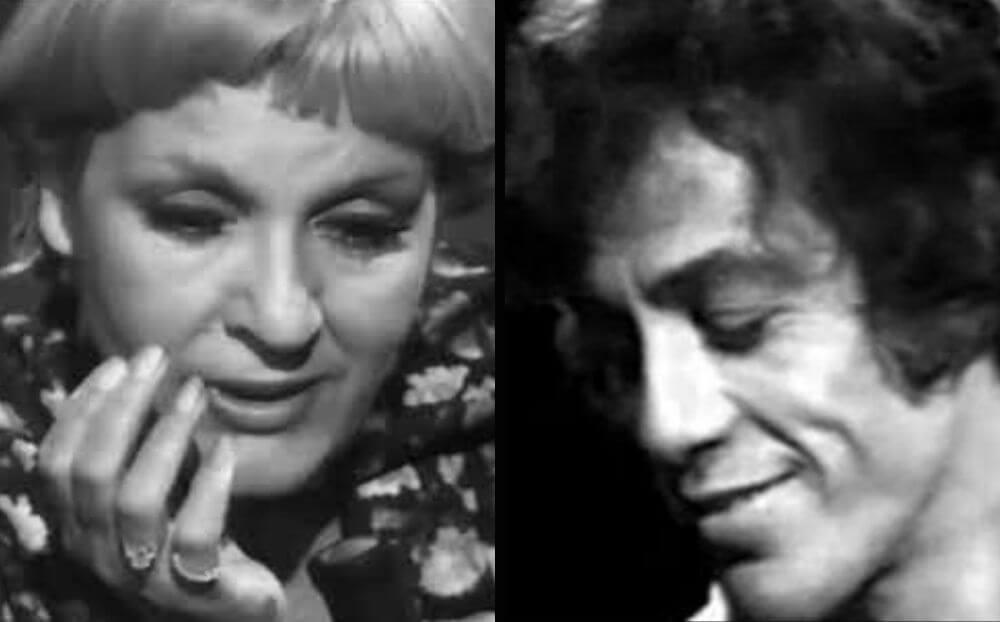 Σπάνιο βίντεο: Η Καίτη Μπελίντα και ο Γιάννης Πάριος ερμηνεύουν το τραγούδι «Το Μονοπάτι»