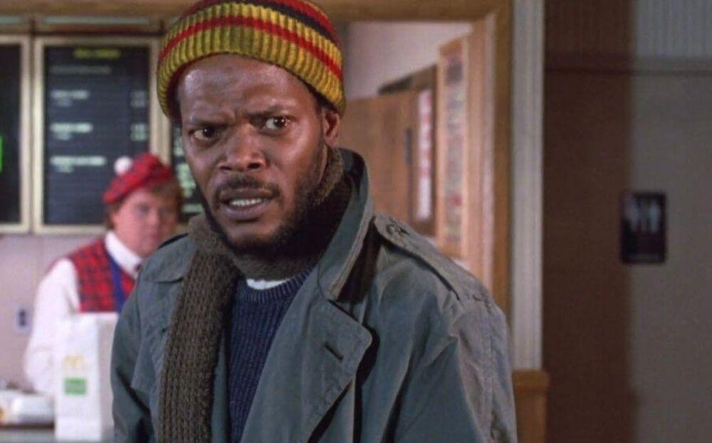 Σάμιουελ Τζάκσον: Όταν ο Αμερικανός σταρ εμφανίστηκε ως κομπάρσος το 1988 στη μεγάλη οθόνη! [Βίντεο]