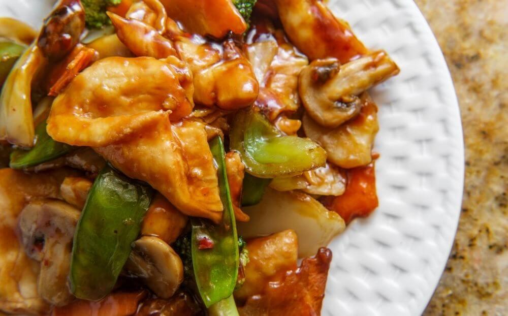 Συνταγή για σπιτικό κινέζικο κοτόπουλο