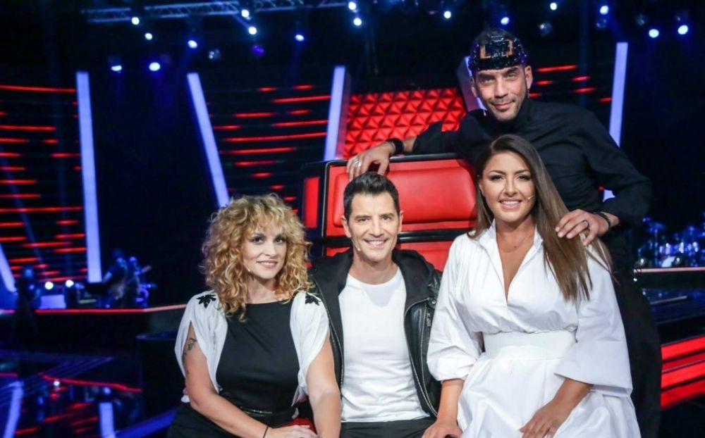 The Voice of Greece: Απόψε η 6η Blind Audition!