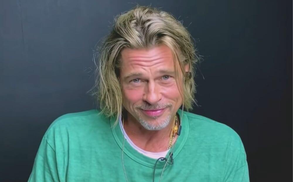 Brad Pitt: Δείτε τον να προσφέρει τρόφιμα σε άπορες οικογένειες