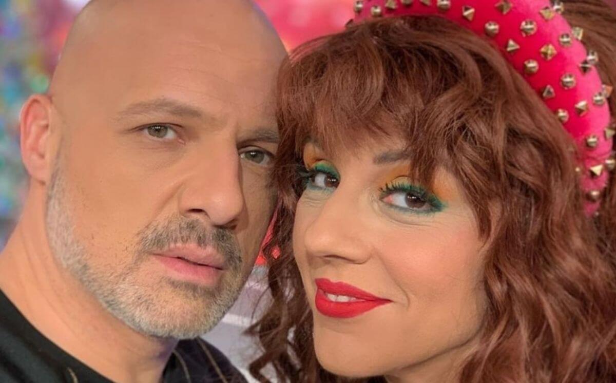 Καλό Μεσημεράκι: Η Βάνια έβαλε κατακόκκινα εσώρουχα και πόζαρε α λα GNTM στον Νίκο!